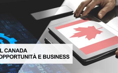 Il Canada tra opportunità e business giovedì 22 il webinar del Progetto StarGate per una Calabria protagonista nelle relazioni internazionali